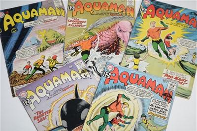 Lot 1489 - Aquaman Comics