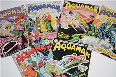Lot 1491 - Aquaman Comics