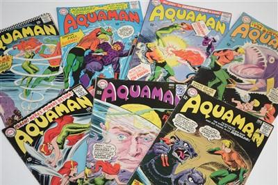 Lot 1492 - Aquaman Comics