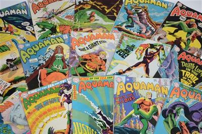 Lot 1494 - Aquaman Comics