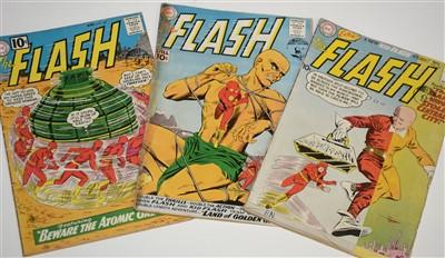 Lot 1495 - The Flash Comics