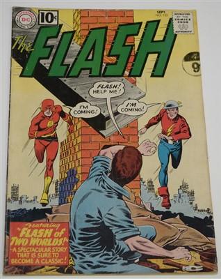 Lot 1496 - The Flash Comic No.123