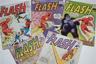 Lot 1497 - The Flash Comics