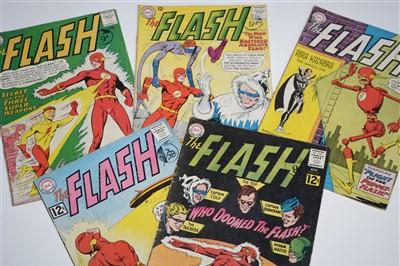 Lot 1498 - The Flash Comics