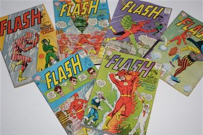 Lot 1501 - The Flash Comics