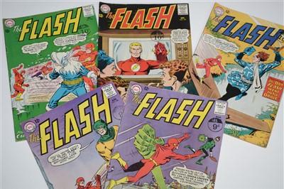 Lot 1503 - The Flash Comics