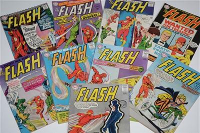 Lot 1504 - The Flash Comics