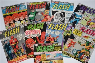 Lot 1506 - The Flash Comics
