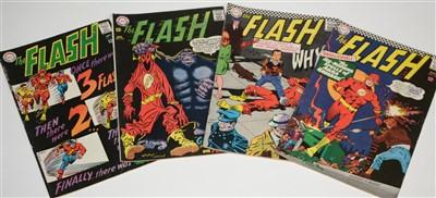 Lot 1507 - The Flash Comics