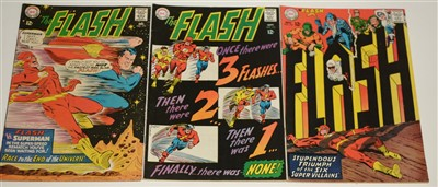 Lot 1508 - The Flash Comics