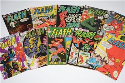 Lot 1509 - The Flash Comics