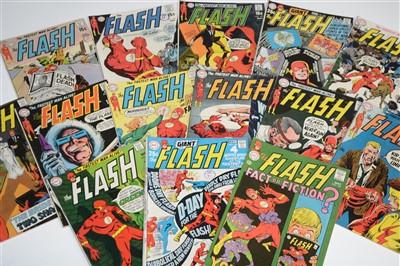 Lot 1510 - The Flash Comics
