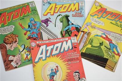 Lot 1513 - The Atom Comics