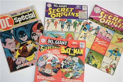 Lot 1520 - World's Finest and other comics