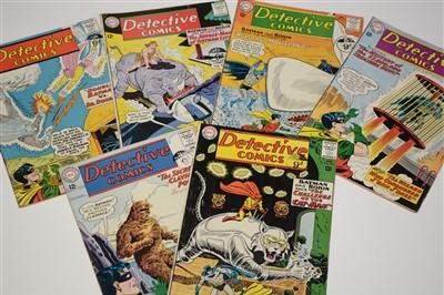 Lot 1528-Detective Comics