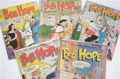 Lot 1634 - The Adventures of Bob Hope Comics