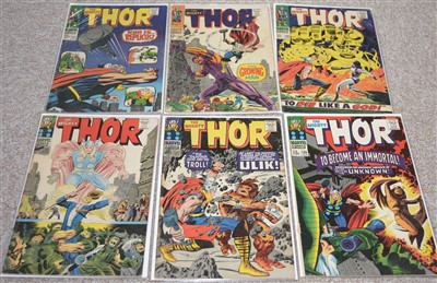 Lot 1144 - The Mighty Thor Comics