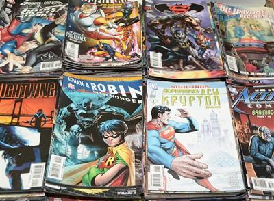 Lot 1128 - Modern DC Comics