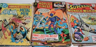Lot 1113 - DC Comics