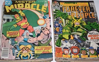 Lot 1118 - Jack Kirby Comics