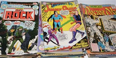 Lot 1119 - DC Comics
