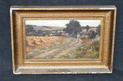 Lot 98-William Kay Blacklock oil painting