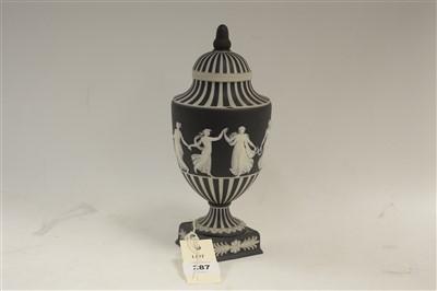 Lot 287 - Wedgwood vase