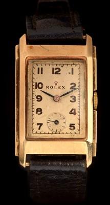 Lot 5-Rolex cocktail watch