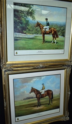 Lot 507-Roy Miller prints