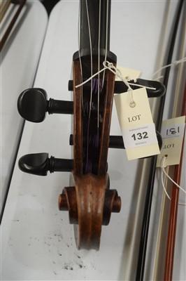 Lot 132-Mittenwald Cello
