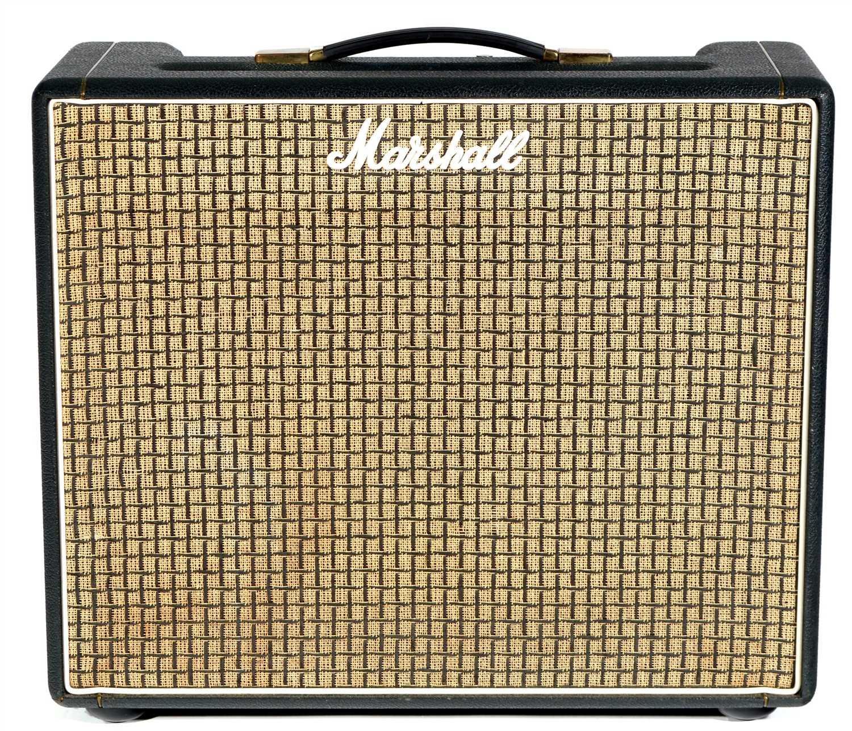Lot 184 - 1972 Marshall 1930 JMP Popular combo guitar amplifier