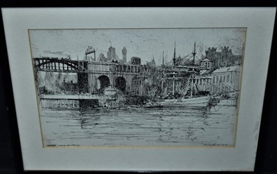 Lot 563-Victor Noble Rainbird drawing