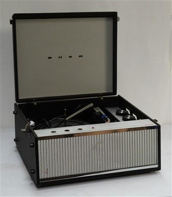 Lot 41 - A Bush  transistorised record player.