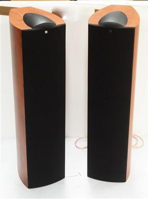 Lot 46 - A pair of KEF Q5 speakers.