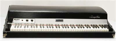 Lot 50-Rhodes 73 MK1 electric stage piano