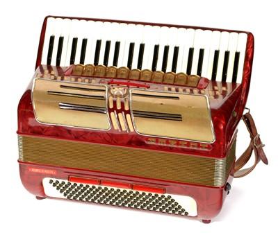 Lot 83 - Hohner 120 Bass Piano Accordion