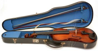 Lot 129 - Archibald Ritchie Violin, 1890