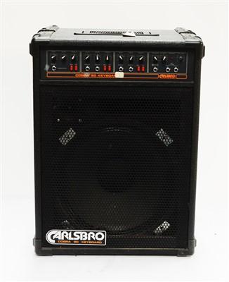 Lot 61 - A Clarsbro Cobra 90 keyboard amplifier.