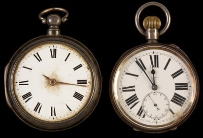 Lot 41 - Two pocket watches