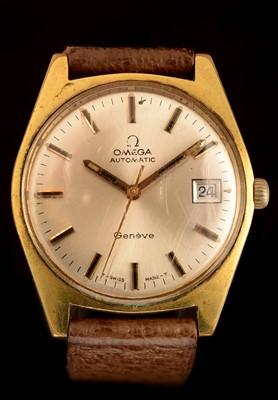 Lot 28 - Omega Geneve automatic wristwatch
