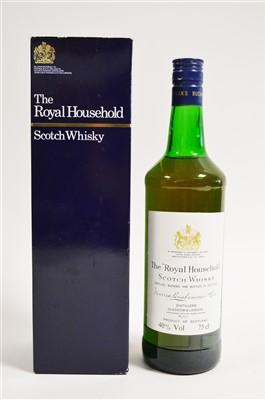 Lot 351-Royal Household Whisky