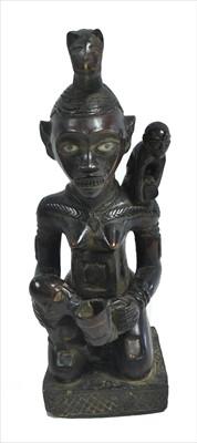 Lot 1520-Gabon fetish