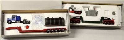 Lot 1257 - Limited edition model vehicles by Corgi.