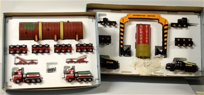 Lot 1260 - Limited edition die-cast model vehicles by Corgi.