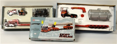 Lot 1264 - Limited edition die-cast model vehicles by Corgi.