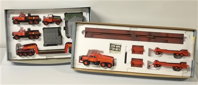 Lot 1265 - Limited edition die-cast model vehicles by Corgi.