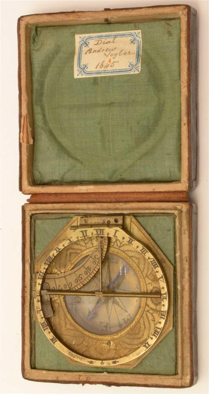 1494 - Vogler sundial