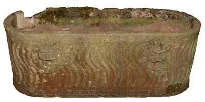 Lot 1093 - A Roman style bath