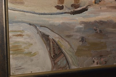 Lot 1143 - Lucy Harwood - oil.