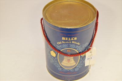 Lot 356-Bell's Decanter